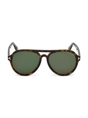 TOM FORD | Rory 57mm Round Sunglasses | Goxip
