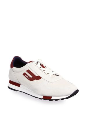 Gavino Retro Runner Low-Top Sneakers