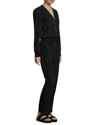 Ingrid Zip Jumpsuit