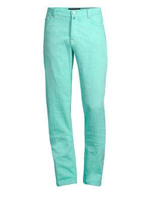 KITON Slim-Fit Stretch Jeans