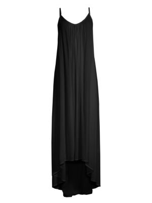 Biarritz Scoopneck Coverup Maxi Dress