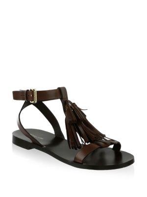 Steffi Leather Sandals