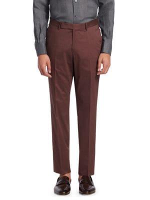 Cotton Sateen Pants