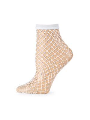Tina Summer Net Socks