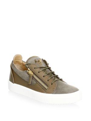Giuseppe Zanotti Fashion Suede Sneakers xJRYqKob