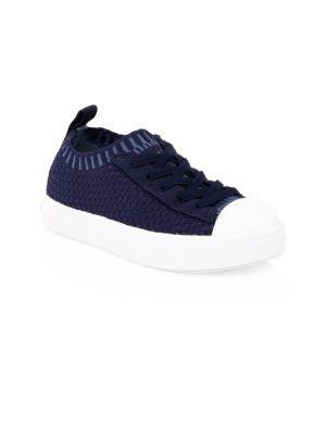 Kid's Cap Toe Sneakers