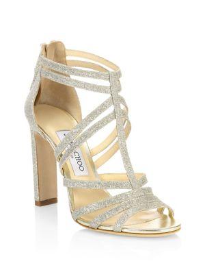Selina Glitter Sandals