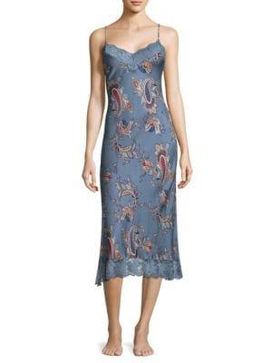 JONQUIL Paisley Sheath Dress