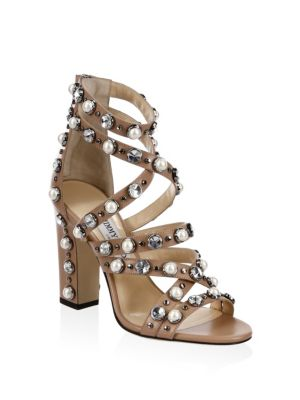 Moore Beaded Sandals