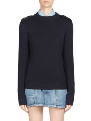 Wool Officers Sweater
