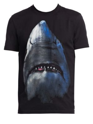 Cuban-Fit Shark T-Shirt