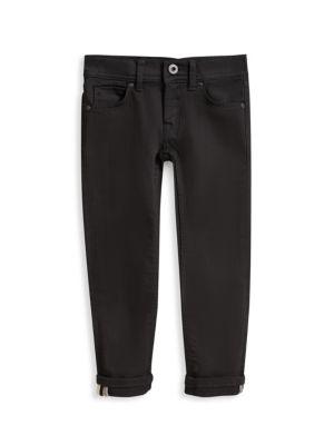Little Boy's & Boy's Skinny Jeans