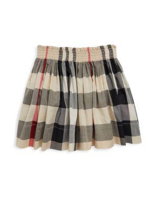 Little Girl's & Girl's Hala Cotton Skirt