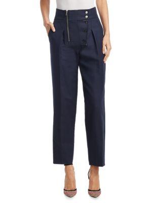 Cotton Boiler Pants
