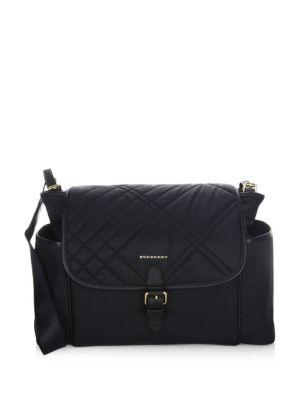 Snap-Flap Diaper Bag