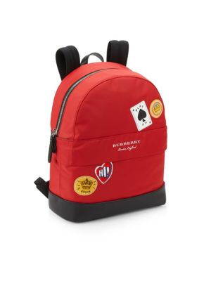 Nico Card Patch Backpack