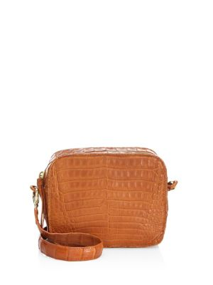 Crocodile Camera Bag