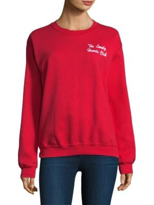 DOUBLE TROUBLE The Classics Lonely Hearts Club Sweatshirt