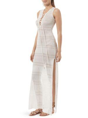 Kourtney Crochet Maxi Dress