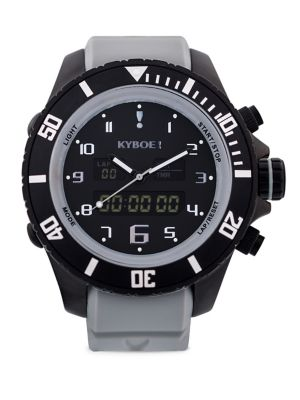 Stainless Steel Military Grade Strap Watch