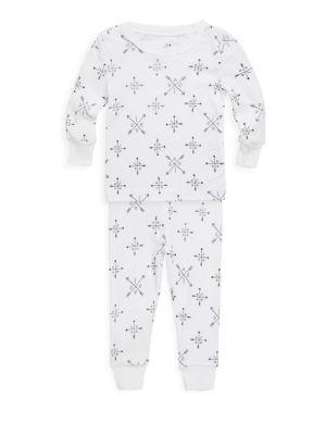 Baby's, Toddler's & Little Girl's 2-Piece Love Pajama Set