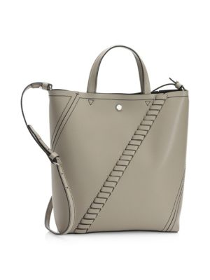 Hex Leather Tote