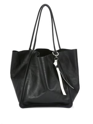Extra Large Classic Leather Tote