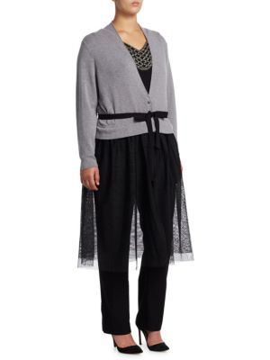 Tulle Time Cardigan