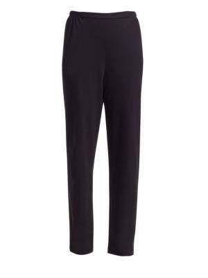 Ponte Luxe Slim Pants