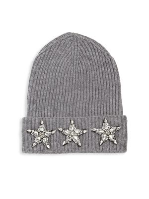 Cashmere NYC Hat