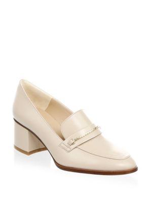 Emma Leather Loafer