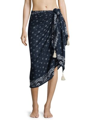 Daydream Floral Sarong