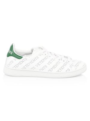 Perforated Logo Sneakers