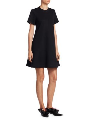 Proenza Schouler Short Sleeve Dress Clearance How Much dhoh1