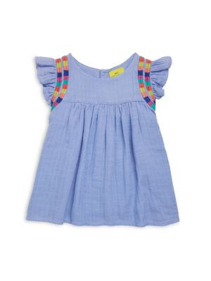 Toddler's, Little Girl's and Girl's Dela Cotton Top