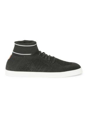 Forever Fendi Knit Sock Sneakers