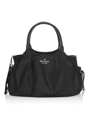 Classic Zippered Diaper Bag