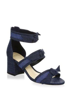 Mellita Denim Sandals