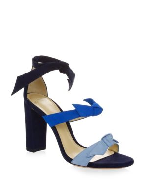 Lolita Leather Sandals by Alexandre Birman