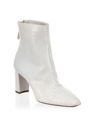 Regina Leather Booties