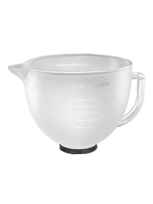 Suites Stand Mixer Frosted Glass Bowl