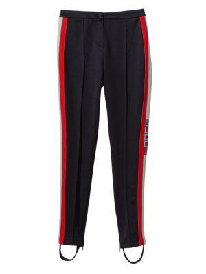 Tech Jersey Gucci Stripe Pants
