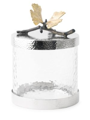 Butterfly Ginkgo Extra Small Canister