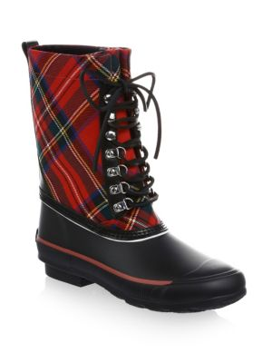 Rowlette Mid-Calf Rain Boots