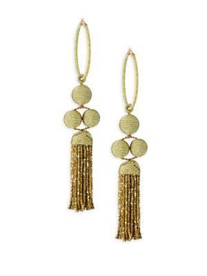 Cha Cha Tassel Earrings