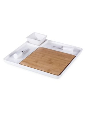 Peninsula Cutting Board and Serving Tray