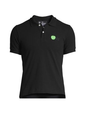 Beatles Embroidered Heart Polo