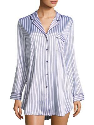 Stripe Sleepshirt
