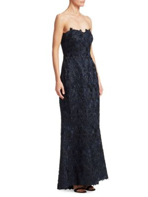 Desire Beaded Lace Gown