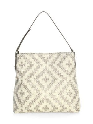 Squishee Up Woven Tote